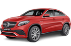 Mercedes-Benz GLE 63 AMG Coupe кроссовер 5 дв