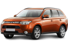 Mitsubishi Motors Outlander кроссовер 5 дв