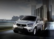 SsangYong New Actyon Sports: старт заказов