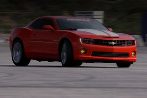 Track Tested Video Camaro