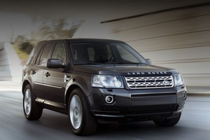 Land Rover привёз в Россию Freelandeer Dynamic Black
