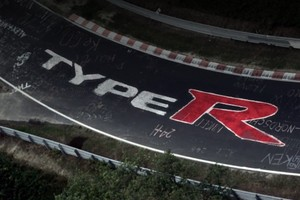 Honda пугает Нюрбургринг новым Civic Type R