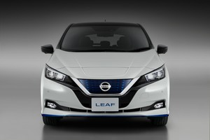 Nissan представляет LEAF 3.ZERO и LEAF 3.ZERO e+ Limited Edition