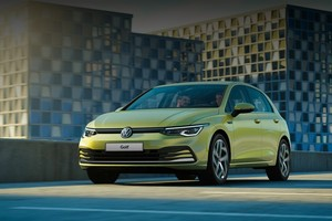 Мировая премьера нового Volkswagen Golf